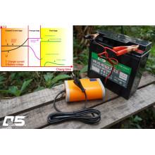12V2A Batería de ácido de plomo Trickle automática Cargador de batería de almacenamiento de carga