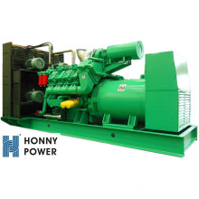 Générateur de moteur à carburant Duel 720kw 900kVA 60Hz 1200 tr / min