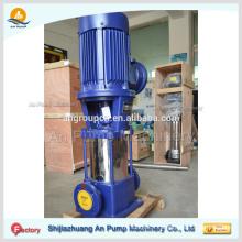 Pompe à eau multicellulaire verticale de série de QDL / pompe anti-incendie