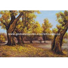 Beautiful scenery oil paintings, canvas art prints