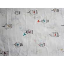100d Spandex Polyester Chiffon Stoff für Rock