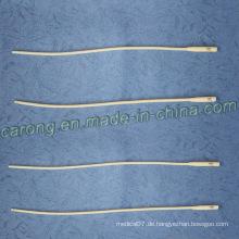 Medizinisches steriles Latex-Saugkatheter-Rohr der hohen Qualität