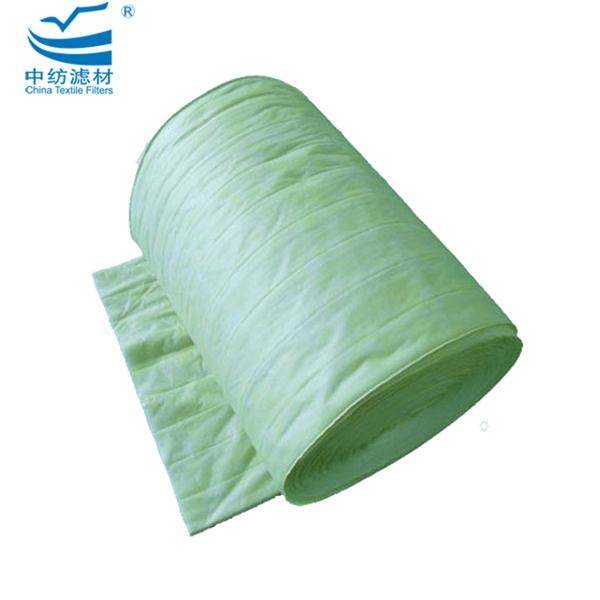 F8 Nonwoven Pocket Filter Media