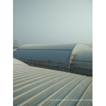 Revêtement extérieur de panneau composé de revêtement de mur de toit pour la construction
