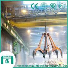 Qz Type Famous China Best Design Double Girder Grab Crane