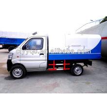 CLW5021ZLJ4 Changan mini camión volquete de basura para la venta