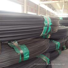 Alambre de acero de alta resistencia estirado en frío de 10 mm