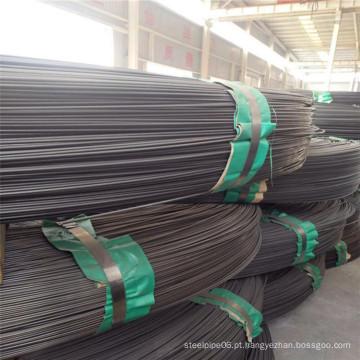 Fio de aço de alta resistência trefilado a frio 10 mm