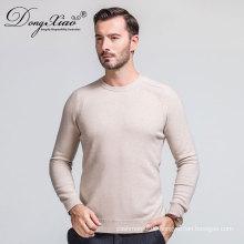 Reine Farbe Langärmelige Neueste Design Winter Pullover Für Männer Kommt Hersteller