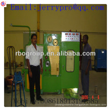 22DT(0.1-0.4)Copper fine wire drawing machine with ennealing(fine wire drawing machine)