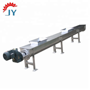 Food Industry Screw Conveyor
