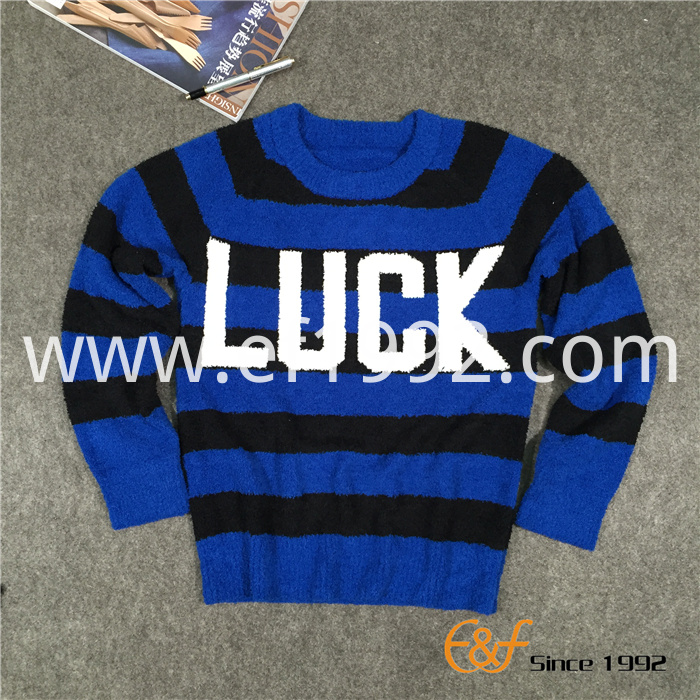 boys crew neck sweater