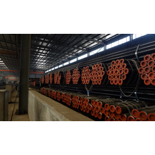 Schedule OEM 80 X60 Seamless Line Pipe pour gaz