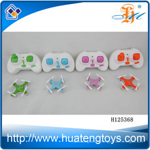 2014 Wholesale RC outdoor 6- axis nano quadcopter intruder ufo,smallest quadcopter H125368