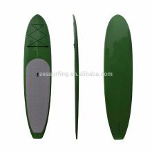 2018 NOVO DESIGN Stand up placa de corrida de remo / placa de corrida SUP / stand up board paddle bambu