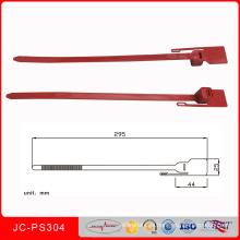 Jcps-304 Tire sello de seguridad de plástico apretado