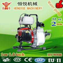 HY-WP26 52CC essence solaire/pompe à eau pompe à eau 01