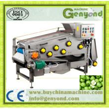 Extrator industrial automático cheio do suco