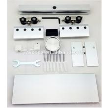 Wooden sliding door hardware/Elegant barn door tracks/Sliding door aluminium accessories(LS-SDUV 3328)