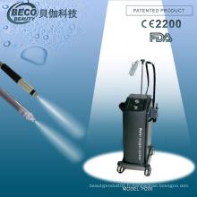Machine de beauté à l'eau oxygène Jetpeel pour le blanchiment et le resserrement de la peau