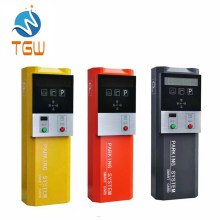 Electric Fence Car Parking System Using RFID Technology Parking Management System RFID Card Ticket Dispenser Parking Equipment Auto Parking System