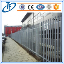 Cheap Galvanized Garrison Fence/Steel Fencing