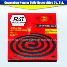 China Konnor Micro-Smoke Incienso Mosquito Repelente Preto