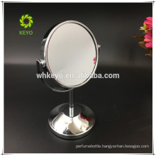 2018 magnifying fancy table makeup 3X magnification table mirror