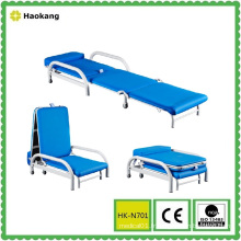 Lit d'hôpital portable pour chaise dormante de malade (HK-N701)