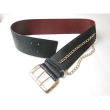 2016 Latest PU Fashion Ladies′s Women′s Belt