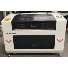 máquina de corte do laser da madeira 100w da tela