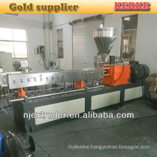 PP/PE/ABS/PA/PS color masterbatch granule making machine