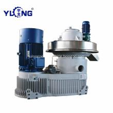 Agricultural waste pellet making machine