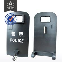 Пуленепробиваемый экран военной полиции с колесами