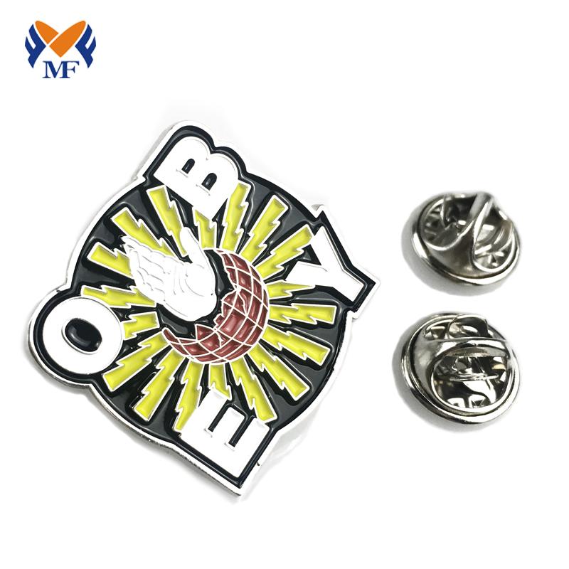 Metal Badge Custom