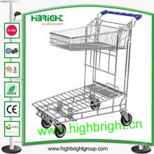 Heavy Duty Warehouse Logistic Cart