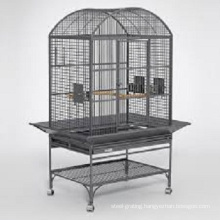 firm and cheap parrot cage for pet poultry