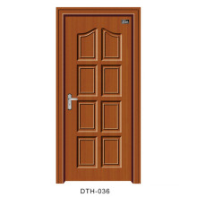 PVC Wood Door (DTH-036)