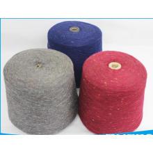 Acrylic Wool Blended Fancy Nep Yarn