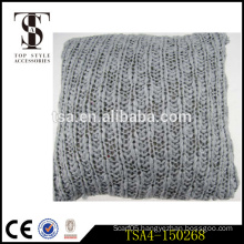 linen and acrylic wholesale decorative pillow covers bloster cushion with metal wire                                                                         Quality Choice