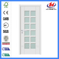 *JHK-G22 Curved Glass Doors Frosted Glass French Doors Solid Frosted Glass Bedroom Door