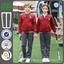 2016 Sports School Uniformes Jaqueta