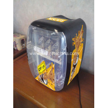 Promotional Mini Fridge W/ Translucent Door