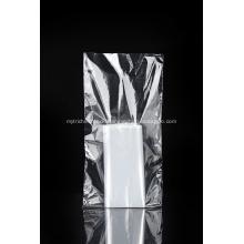 Side Sealing Plastic Food Packaging Bag in Clear