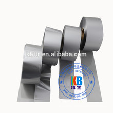 sticker wash care label material printing machine printer silver wash resin foil ribbon