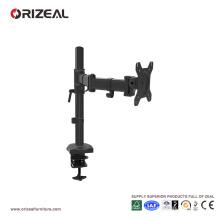 Support de moniteur Orizeal, support d'ordinateur pour bureau, support de moniteur pc (OZ-OMM005)