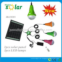 Solar-led-Zelle nach Hause Notfall lighting(JR-SL988B)