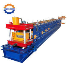 Galvanized Roll Forming Machine Untuk C Purlin