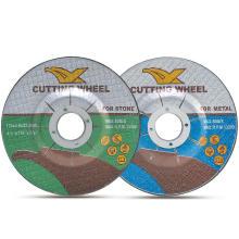 4.5′′ discos de abrasivos corte Metal 115X3.0X22.2 mm T42 con MPa En 12413