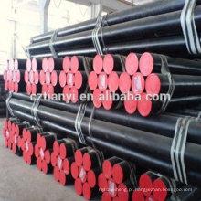 API 5L GR.B Tubos de aço ERW